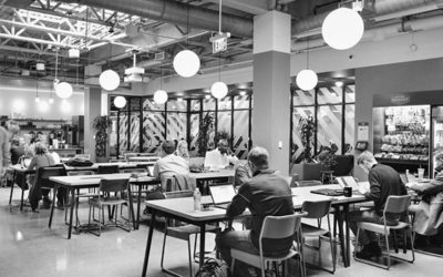 The Benefits of Working in a Coworking Space