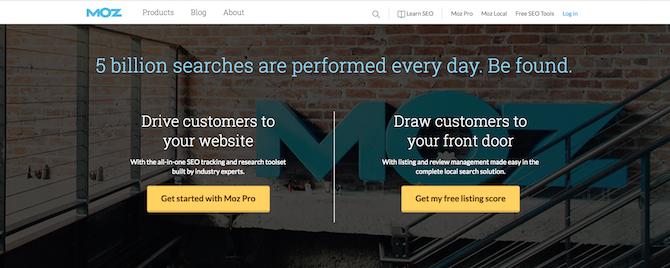 Moz-website