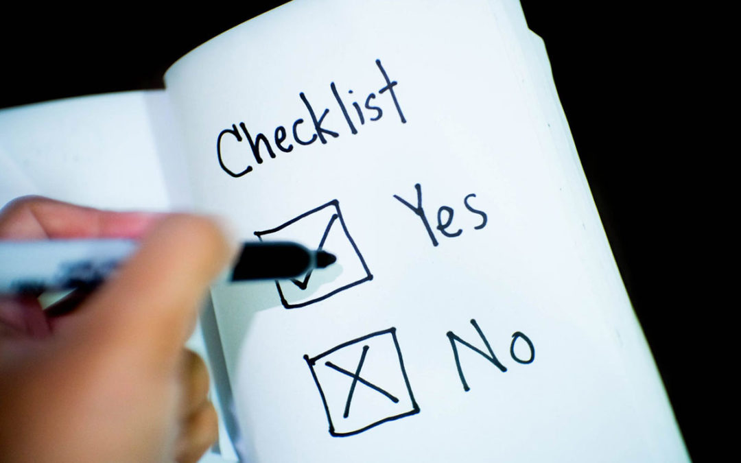 Launching a New Website Checklist